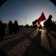 سوگواره دوم-عکس 7-روح الله خسروی نژاد-پیاده روی اربعین از نجف تا کربلا