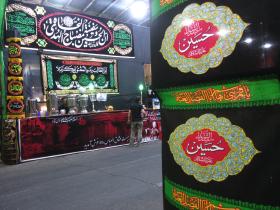 فراخوان ششمین سوگواره عاشورایی عکس هیأت-احمدرضا کریمی-بخش اصلی -جلسه هیأت