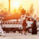 سوگواره چهارم-عکس 6-عبدالمجید اکبری-پیاده روی اربعین از نجف تا کربلا