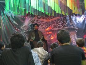 سوگواره چهارم-عکس 19-محمد رضایی-جلسه هیأت فضای داخلی