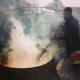 سوگواره سوم-عکس 6-سید پوریا علوی-پیاده روی اربعین از نجف تا کربلا
