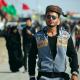سوگواره چهارم-عکس 25-محمد حسن غضنفری هرندی-پیاده روی اربعین از نجف تا کربلا
