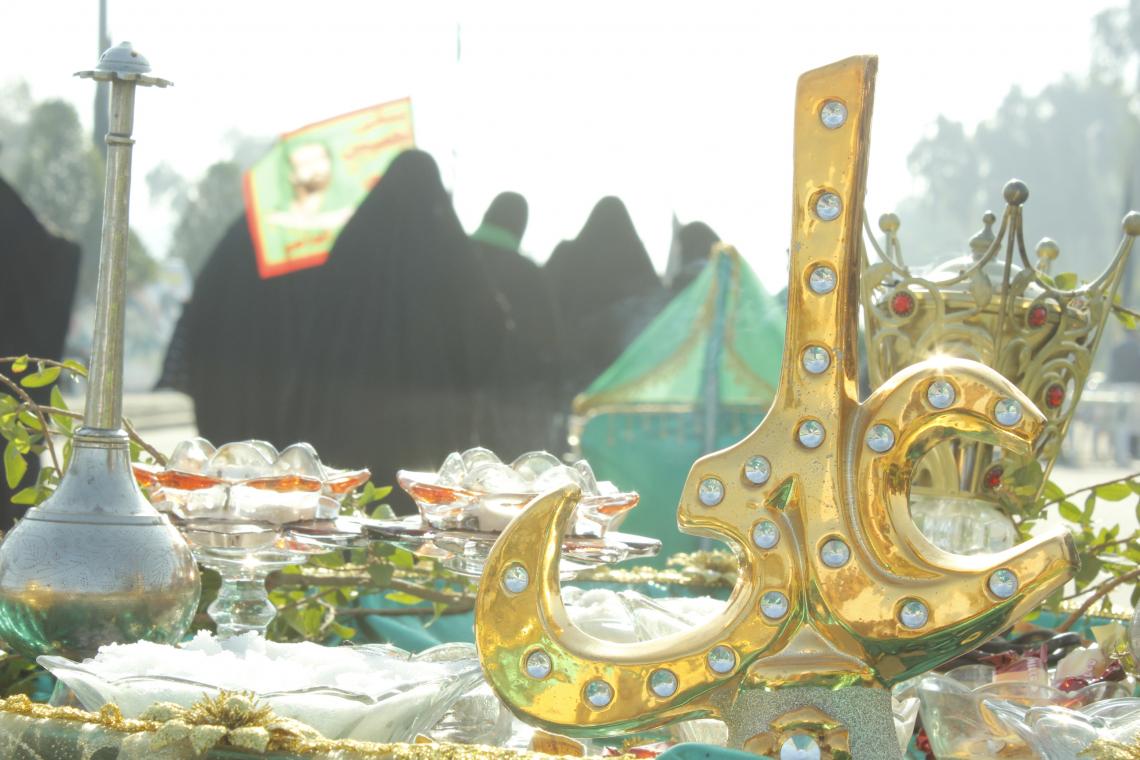 سوگواره چهارم-عکس 32-عمار ابوالفتحی-پیاده روی اربعین از نجف تا کربلا