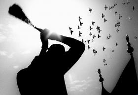 سوگواره دوم-عکس 7-غلام حسین شکرانی مقدم-جلسه هیأت فضای داخلی