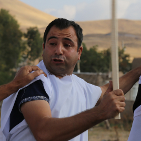 سوگواره پنجم-عکس 17-محمدرضا بهمرام-جلسه هیأت