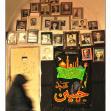 سوگواره دوم-عکس 14-عصمت یادگاریان-جلسه هیأت فضای بیرونی
