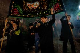 سوگواره پنجم-عکس 2-میلاد محمدی-جلسه هیأت