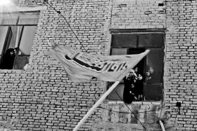 فراخوان ششمین سوگواره عاشورایی عکس هیأت-حسین آذر-بخش اصلی -جلسه هیأت