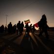 سوگواره دوم-عکس 8-روح الله خسروی نژاد-پیاده روی اربعین از نجف تا کربلا