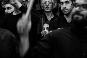 هشتمین سوگواره عاشورایی عکس هیأت-مرتضی فرضی-بخش اصلی-سوگواری بر خاندان عصمت(ع)