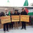 سوگواره سوم-عکس 13-محمد حسین کلهر-پیاده روی اربعین از نجف تا کربلا