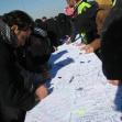 سوگواره دوم-عکس 112-محمد کشاورز-پیاده روی اربعین از نجف تا کربلا
