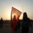 سوگواره سوم-عکس 3-محمد باقر خدامی-پیاده روی اربعین از نجف تا کربلا
