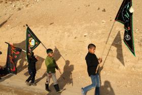 سوگواره پنجم-عکس 37-محمد شهبازی-جلسه هیأت هیأت کودک