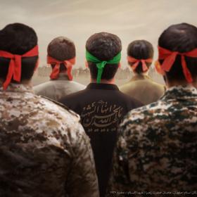 فراخوان ششمین سوگواره عاشورایی پوستر هیأت-محمد صادق حیدری-بخش جنبی-پوسترهای عاشورایی