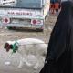 سوگواره سوم-عکس 6-محمدرضا زندشهری قمی-پیاده روی اربعین از نجف تا کربلا