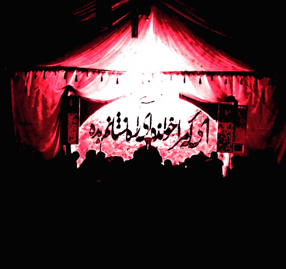 سوگواره سوم-عکس 3-حسین محمدی-جلسه هیأت فضای داخلی
