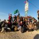سوگواره پنجم-عکس 99-امیر قیومی-پیاده روی اربعین از نجف تا کربلا