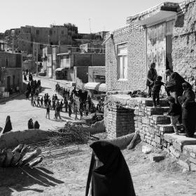 سوگواره پنجم-عکس 39-مرتضی امین الرعایایی-جلسه هیأت