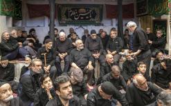 نهمین سوگواره عاشورایی عکس هیأت-رسول مختاری-مجالس احیای امر اهلالبیت علیهمالسلام