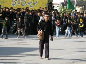 سوگواره دوم-عکس 16-روستای بهارستان-جلسه هیأت فضای داخلی