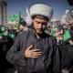 سوگواره پنجم-عکس 15-محمود صادقی-پیاده روی اربعین از نجف تا کربلا
