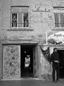 سوگواره سوم-پوستر 10-حسین آذر-دکور هیأت