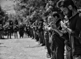 هشتمین سوگواره عاشورایی عکس هیأت-زهرا باش افشار-بخش اصلی-سوگواری بر خاندان عصمت(ع)