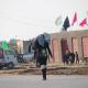 سوگواره چهارم-عکس 21-محمد حسن غضنفری هرندی-پیاده روی اربعین از نجف تا کربلا