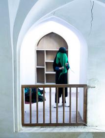 سوگواره چهارم-عکس 20-محمدرضا  خسروی چاهک -آیین های عزاداری