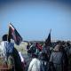 سوگواره سوم-عکس 45-امیر امیدنژاد-پیاده روی اربعین از نجف تا کربلا