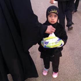سوگواره سوم-عکس 14-محمد وحيدي-پیاده روی اربعین از نجف تا کربلا