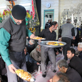 سوگواره سوم-عکس 12-احمدرضا کریمی-جلسه هیأت فضای بیرونی
