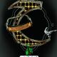 سوگواره چهارم-پوستر 1-بهمن جلالی نوکنده-پوستر اطلاع رسانی هیأت جلسه هفتگی