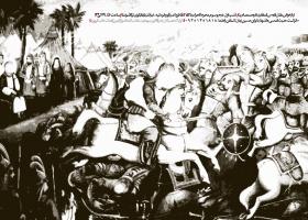 سوگواره دوم-پوستر 3-سید محمد جواد زهادت-پوستر اطلاع رسانی هیأت