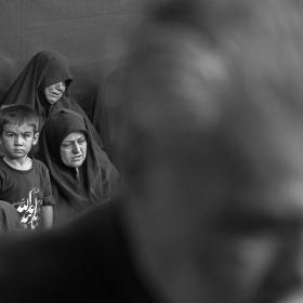 فراخوان ششمین سوگواره عاشورایی عکس هیأت-اصغر عاصم کفاش-بخش اصلی -جلسه هیأت