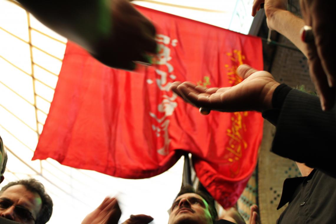 فراخوان ششمین سوگواره عاشورایی عکس هیأت-محمدعلی طاهری پور اصفهانی-بخش اصلی -جلسه هیأت
