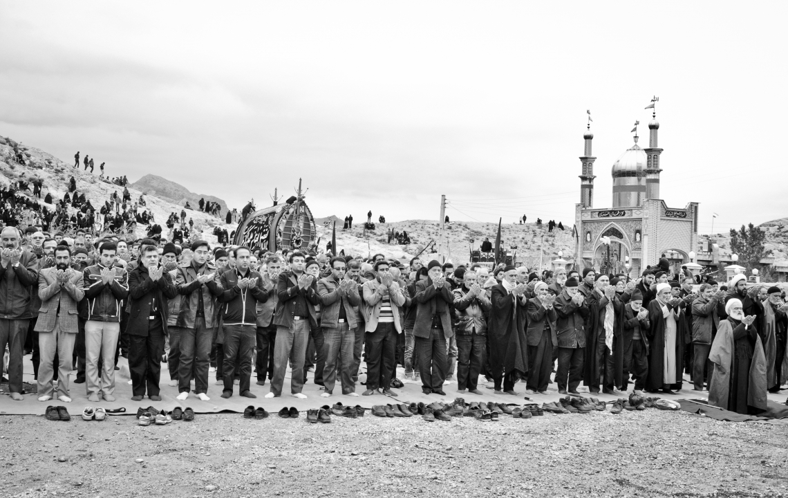 سوگواره چهارم-عکس 105-امیر حسین علیداقی-آیین های عزاداری
