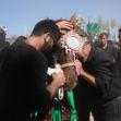 سوگواره چهارم-عکس 2-سعیده عباسی-آیین های عزاداری