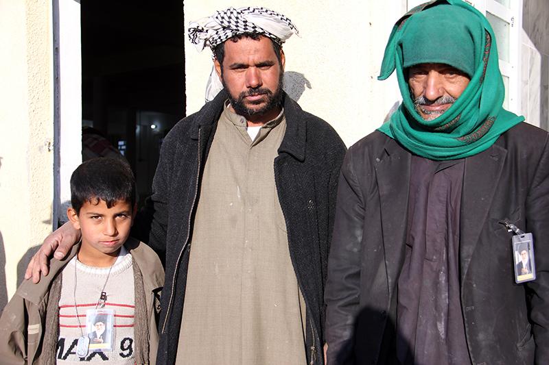 سوگواره دوم-عکس 10-محمد تقی نوروزی-پیاده روی اربعین از نجف تا کربلا