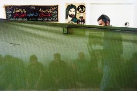 نهمین سوگواره عاشورایی عکس هیأت-کیوان جعفری-مجالس احیای امر اهلالبیت علیهمالسلام