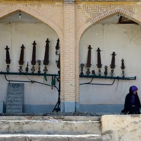 سوگواره پنجم-عکس 1-آمنه محمدی-جلسه هیأت