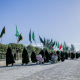 سوگواره سوم-عکس 23-علی بیات-پیاده روی اربعین از نجف تا کربلا