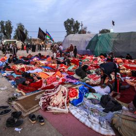 سوگواره پنجم-عکس 62-محمد حسن صلواتی-پیاده روی اربعین از نجف تا کربلا