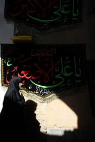 نهمین سوگواره عاشورایی عکس هیأت-صفورا اصغری-مجالس احیای امر اهلالبیت علیهمالسلام