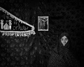 سوگواره چهارم-عکس 25-سمیرا ابراهیمی-جلسه هیأت یادبود
