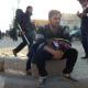 سوگواره پنجم-عکس 8-ساجده اسد اله پور-پیاده روی اربعین از نجف تا کربلا