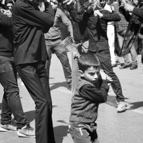 فراخوان ششمین سوگواره عاشورایی عکس هیأت-سید محمد جواد ضمیری هدایت زاده-بخش جنبی-هیأت کودک
