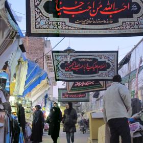 سوگواره دوم-عکس 7-سید صالح پورمعروفی-جلسه هیأت فضای بیرونی