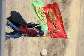 هشتمین سوگواره عاشورایی عکس هیأت-رضا رحیمی-بخش جنبی-پیاده روی اربعین حسینی